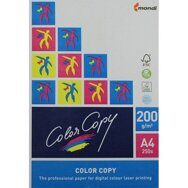 Бумага А4 COLOR COPY 200г/м2. , (250л)